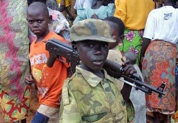 El infierno de los niños soldados de África