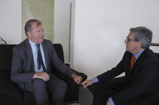 Entrevista a Adolfo Borrero Villalón