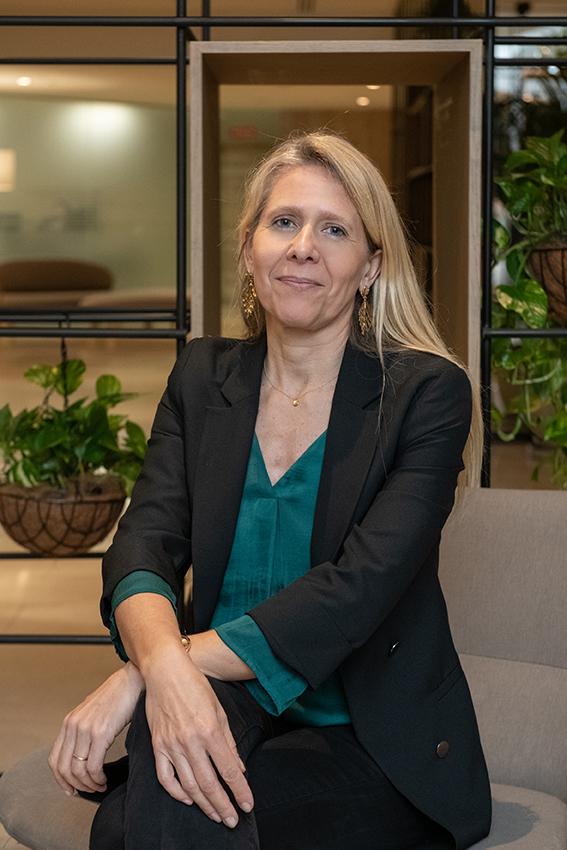 Entrevista a Nathalie Chavrier
