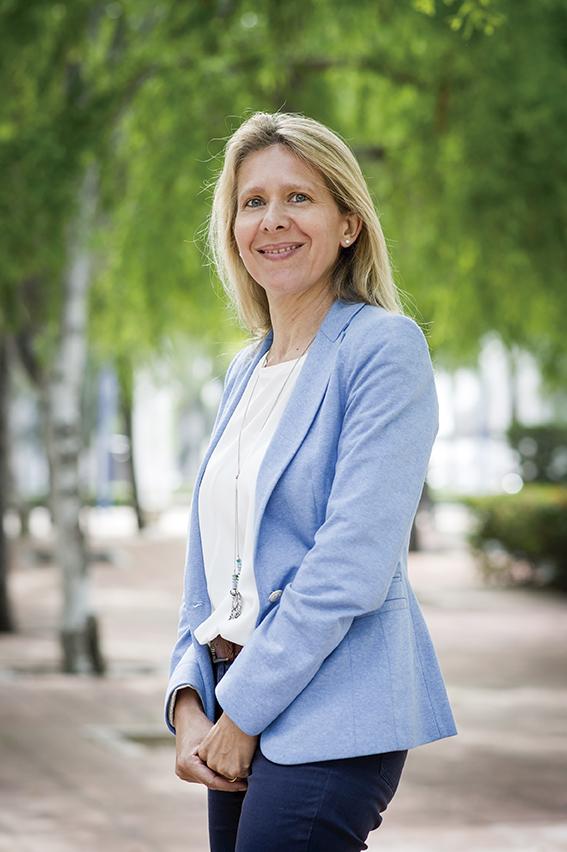 Entrevista a Nathalie Chavrier, Responsable del sector Agroalimentario en Corporación Tecnológica de Andalucía (CTA)