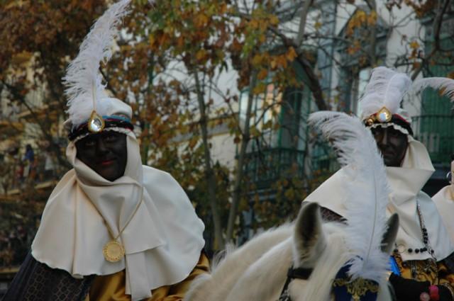 Los beduinos de la Cabalgata de Reyes