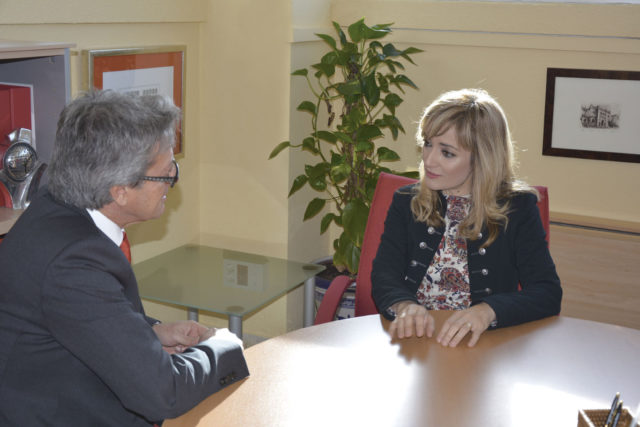 Entrevista a Carmen Castilla, secretaria general de UGT Andalucía