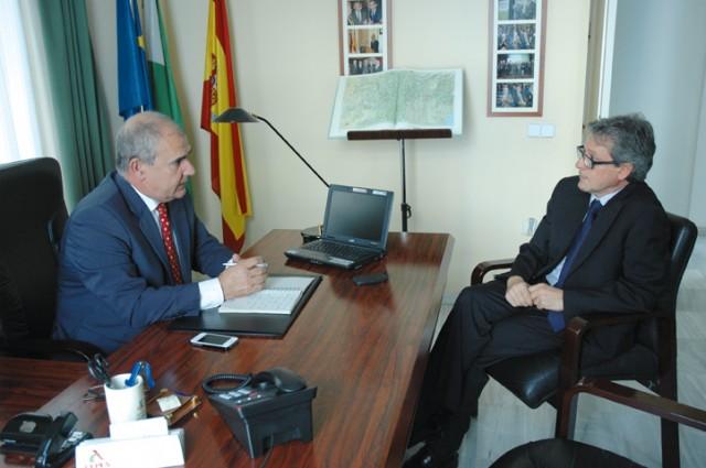 Entrevista a Antonio Romero, presidente de CEPES-A
