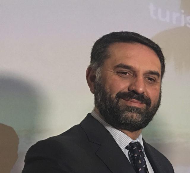 Entrevista al consejero de Turismo y Deporte, Francisco Javier Fernández