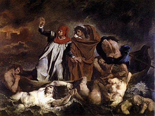 La agonía de algún político y la muerte de Virgilio