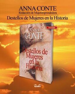 El nuevo libro de Anna Conte