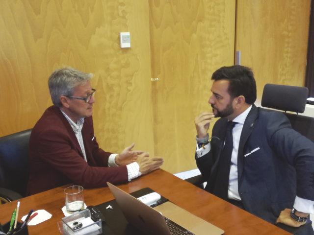 Entrevista a Manuel Alejandro Cardenete,Viceconsejero de Turismo, Regeneración, Justicia y Administración Local de la Junta de Andalucía