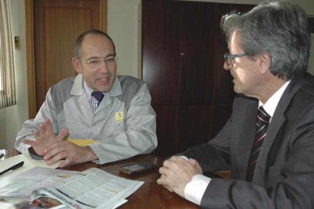 Entrevista a Alfonso García Agúndez, director de la Factoría Renault de Sevilla