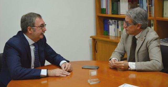 Entrevista con Ángel Gallego Morales,Presidente del CES de Andalucía