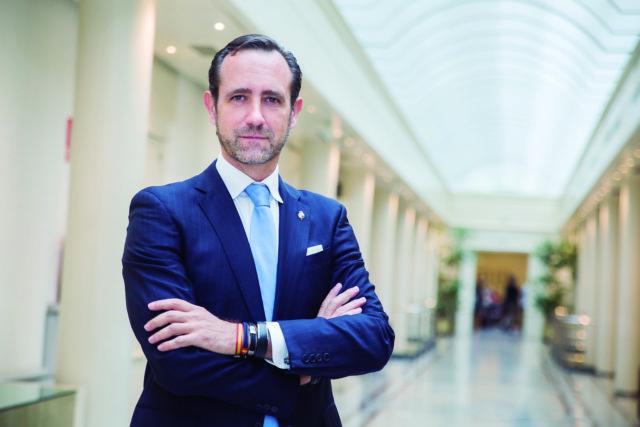 Entrevista a José Ramón Bauzá Díaz  senador del Partido Popular por las Islas Baleares