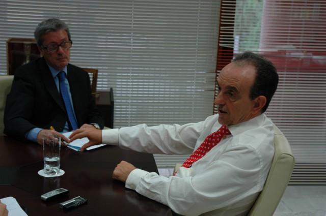 Entrevista a Rafael Rodríguez, Consejero de Turismo y Comercio de la Junta de Andalucía
