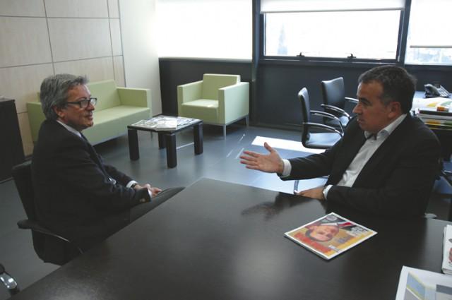 Entrevista a Francisco Cuervas, Director General de Ghenova Ingeniería S.L.