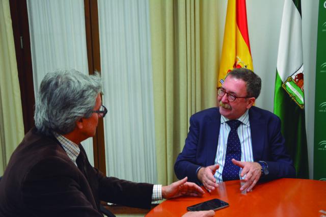 Entrevista a Ángel Gallego Morales,Presidente del Consejo Andaluz de Relaciones Laborales