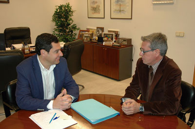 Entrevista Juan Manuel Moreno,Presidente del PP Andaluz