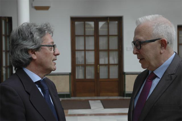 Entrevista a José Sánchez Maldonado, Consejero de Empleo, Empresa y Comercio de la Junta de Andalucía