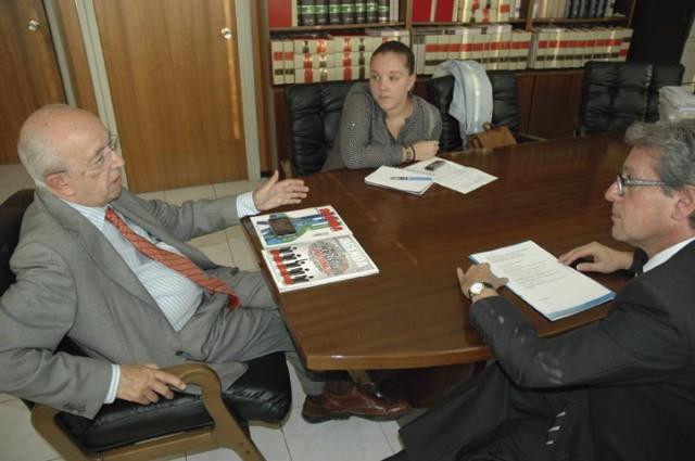 Entrevista a Manuel del Valle, ex alcalde de Sevilla y copresidente de Civisur, Unión Cívica del Sur de España