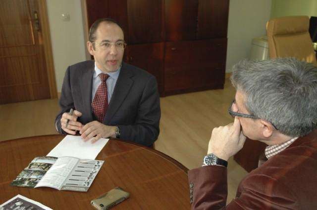 Entrevista a Alfonso García-Agúndez, director de la Factoría Renault de Sevilla