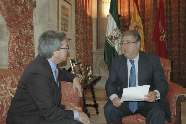 Entrevista a Juan Ignacio Zoido, alcalde de Sevilla