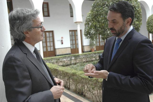 Entrevista a Francisco Javier Fernández Consejero de Turismo y Deporte Junta de Andalucía