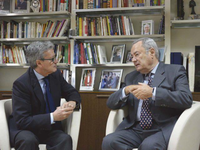 Entrevista a Francisco Moreno, presidente de Aminer