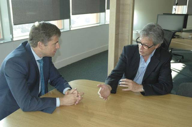 Entrevista a Héctor Cansino Muñoz-Repiso, Director Territorial de Grandes Empresas Zona Sur de Orange