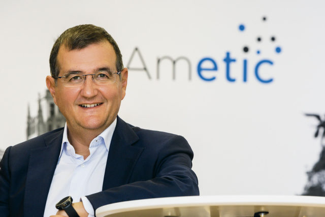 Entrevista a Francisco Hortigüela, Director General de Ametic