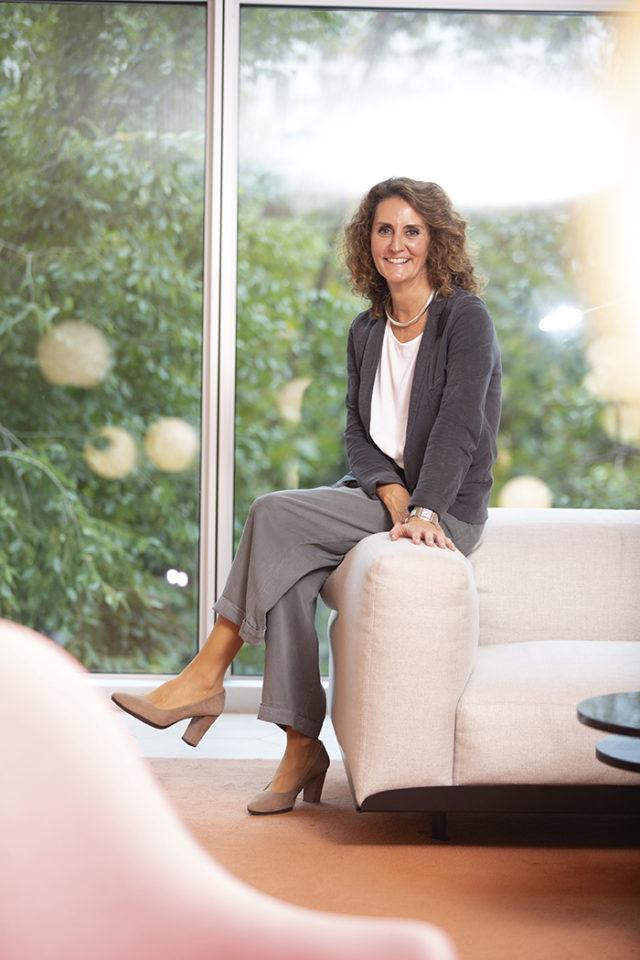 Entrevista a Gabriela Uriarte, Directora del Proyecto Promociona de CEOE