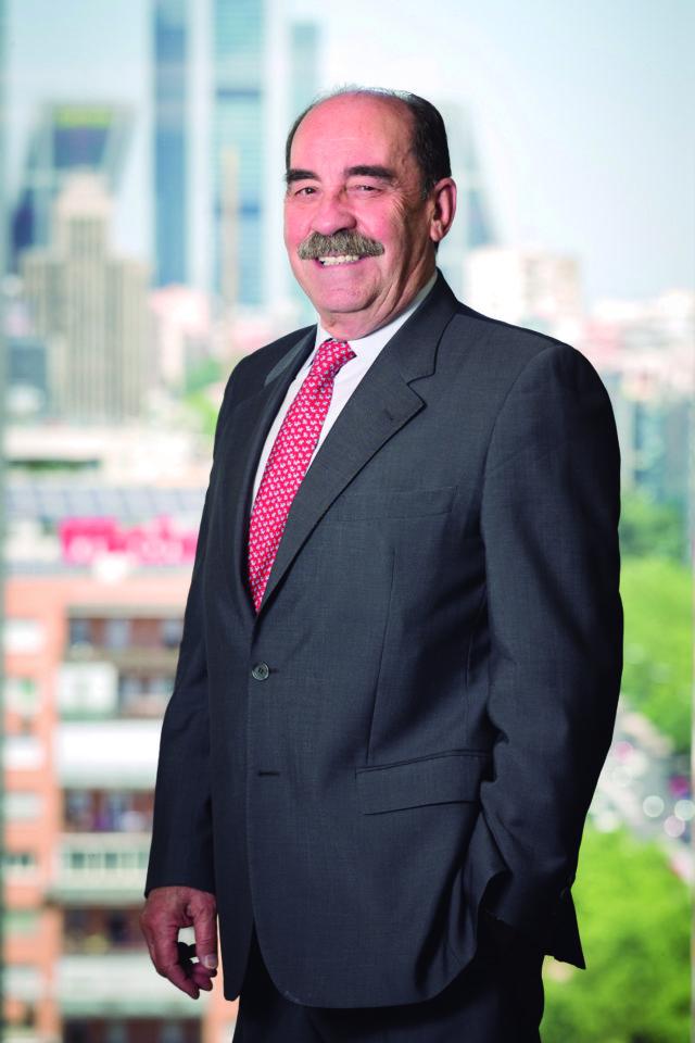 Entrevista a Heliodoro Mariscall,Presidente de la Fundación Atlantic Copper