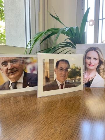Mis invitados en la presentación del libro PERSONAL