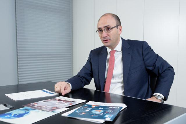 Entrevista a Javier García, Director General de la Asociación Española de Normalización, UNE