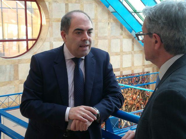 Entrevista a Lorenzo Amor,   Presidente de la Federación Nacional de Trabajadores Autónomos (ATA)