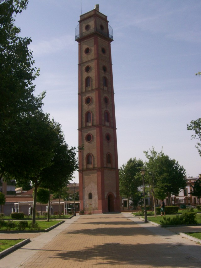 Paseo cerca del Guadalquivir