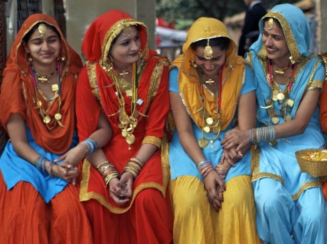 El saber humano en India