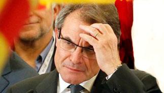 """El """"término medio"""" que le falta a Artur Mas"""