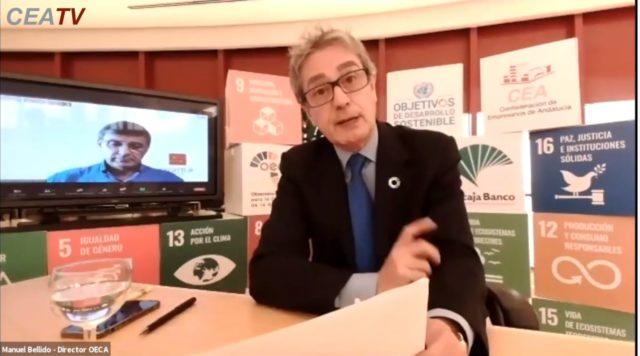 Diálogos OECA - El sector turístico en clave ODS, destinos turísticos inteligentes