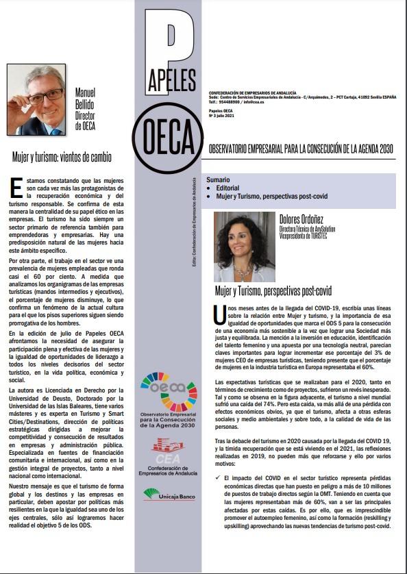 Papeles OECA, edición de julio 2021