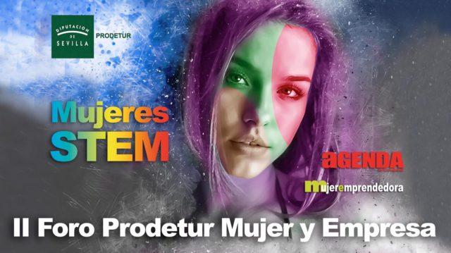 HD II FORO PRODETUR MUJER Y EMPRESAS - Mujeres STEM
