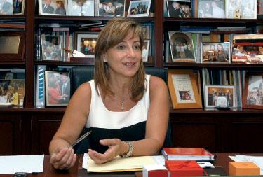 Entrevista a Pilar Sánchez Muñoz