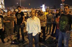 Turquía, la protesta