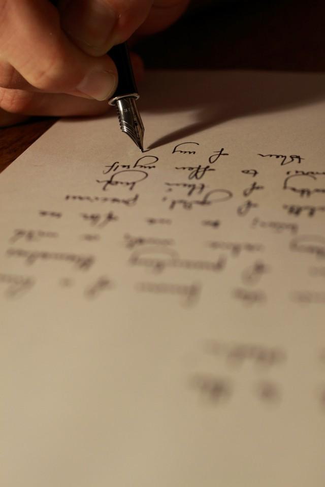 Escribir, compartir...